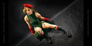 Cammy Cosplay 05