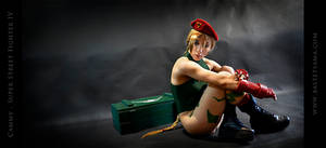 Cammy Cosplay 06