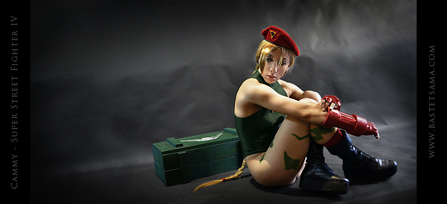 Cammy Cosplay 06 by Bastetsama-Cosplay