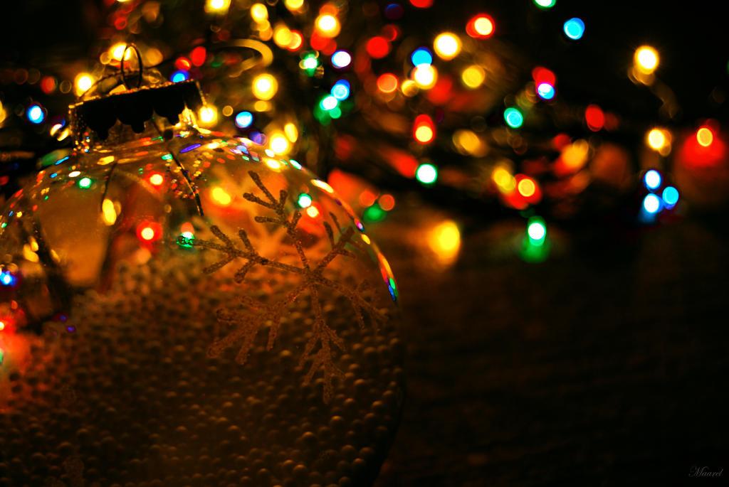New Year Wallpaper dark by Maarel