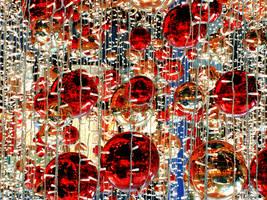 Christmas Balls by Maarel