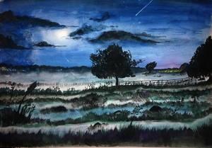 Night by Maarel