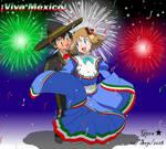 Amourshipping Ash X Serena: Viva Mexico v2