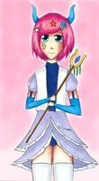Satashi the Sea Dragon Prince. by Rosempai