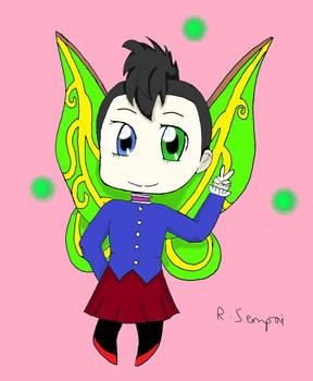 Fairy prince chibi