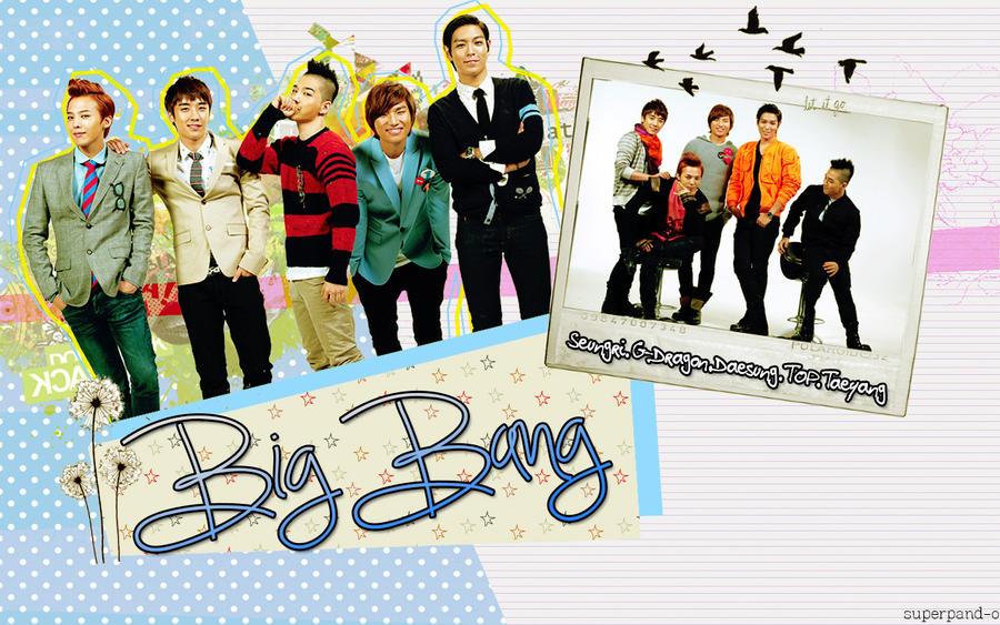 Big Bang Wallpaper by pfpb285 on DeviantArt