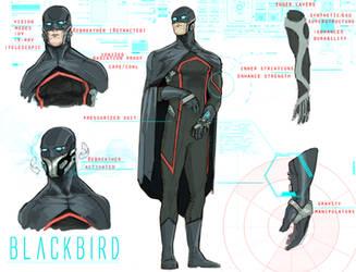Blackbird for Void by JohnOsborne
