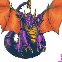 Spyro by JohnOsborne