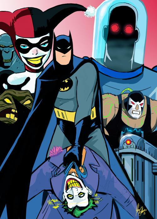 Batman The Animated Series Tribute
