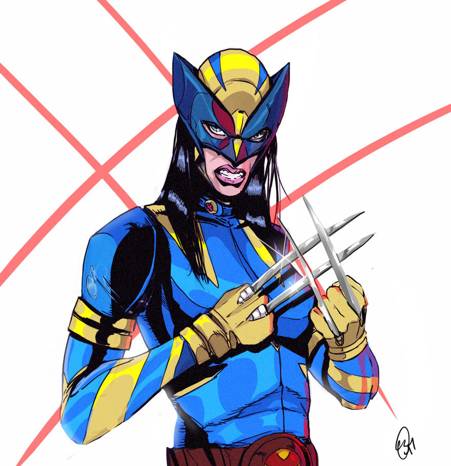X-23 by JohnOsborne