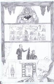 The Return of Damian Wayne, Part 1, Pg 1