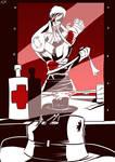 Ronin: Rough Night (Art by NAT)