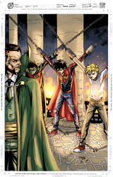 Supersons Mock Cover by Dody, Tebe and SK