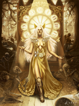Lady Death : Lady of time