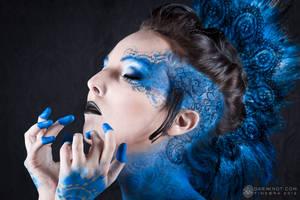 Beauty BlueStreetChic by Tinebra