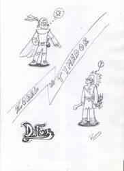 Concurso Manga Dofus 8 by Rasmez