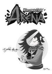 Concurso DOFUS Manga 17 Batalla Krosmaster by Rasmez
