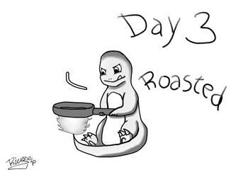 PokeInktober 2018 - Day 3 by Rasmez