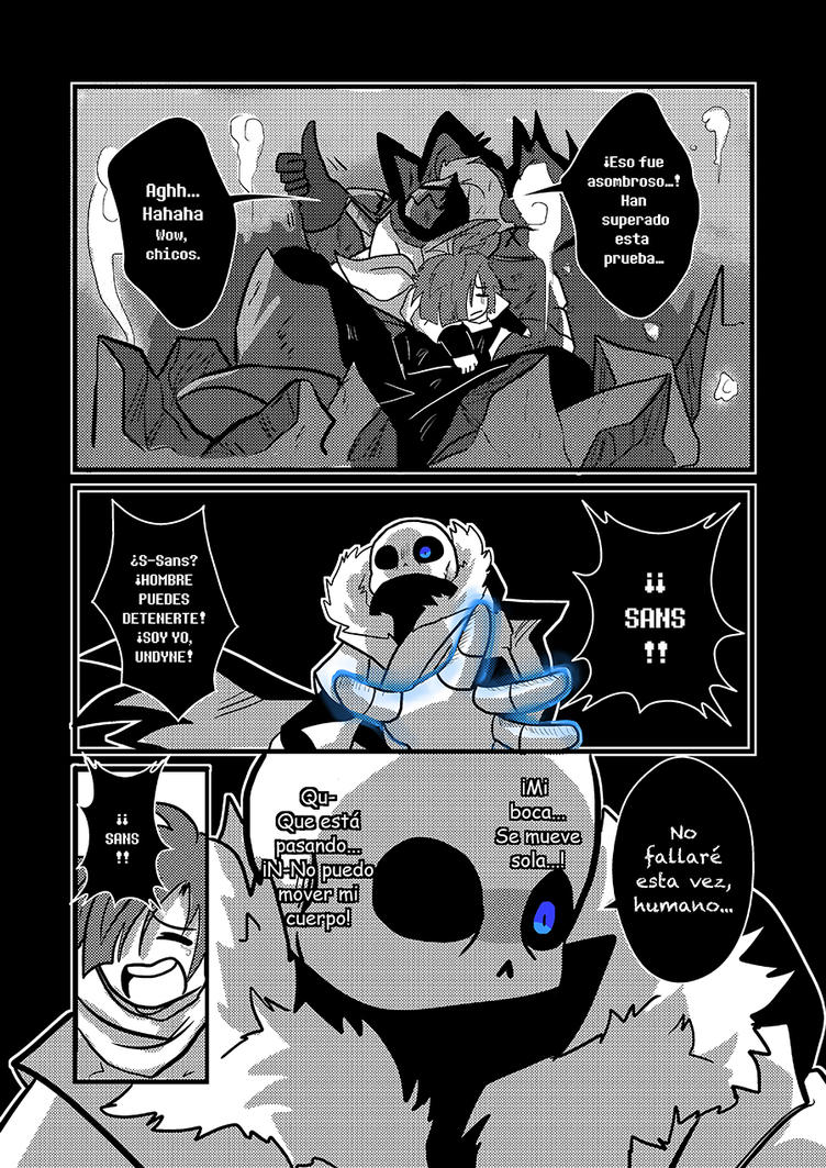 Undertale Comic About Saving Gaster Tumblr The Dog Days