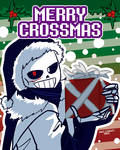 Merry Crossmas Poster HD