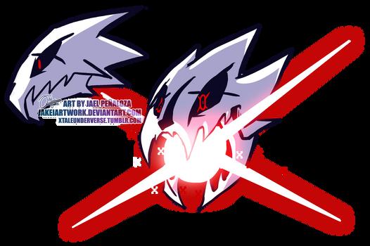 Cross' XBlaster - Underverse/Xtale concept