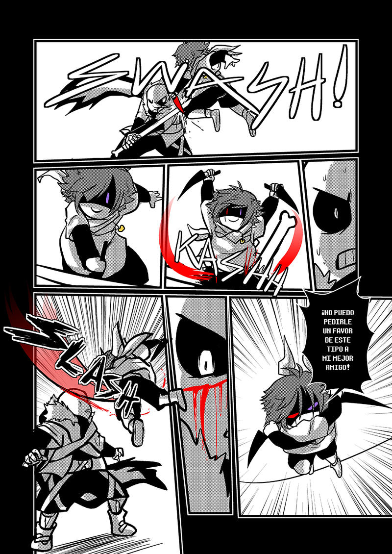 xtale pag 52 by jakeiartwork on deviantart