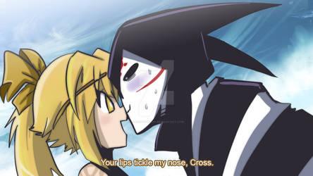 Cross and Dandelion