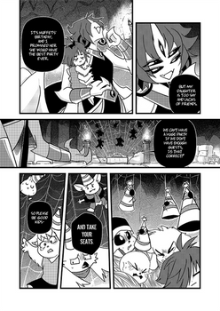 BIRTHDAY PARTY - Page 24