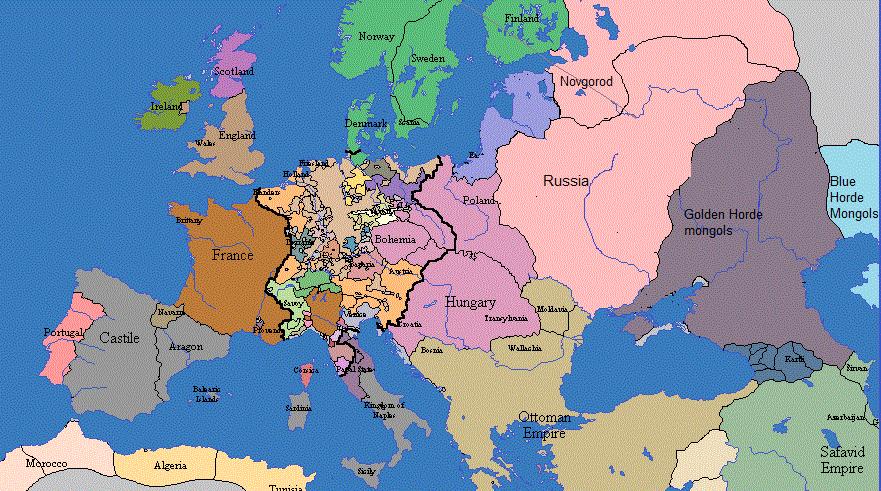 Lithuanian Russia Europe 1510 by Randaglar on DeviantArt