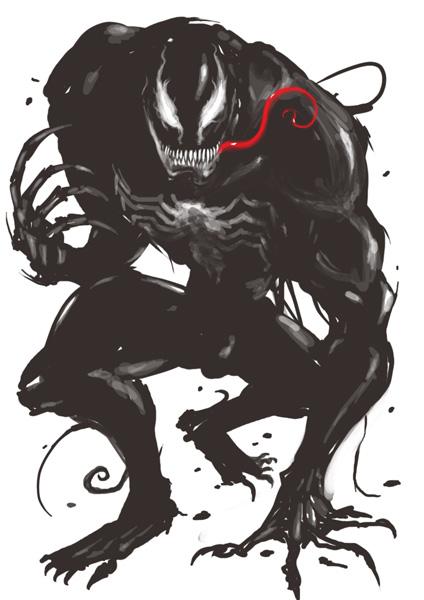 Venom by daiapollon