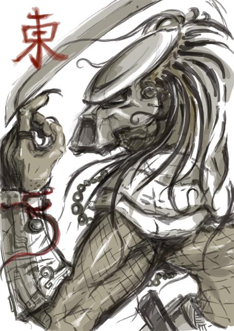 Predator by daiapollon