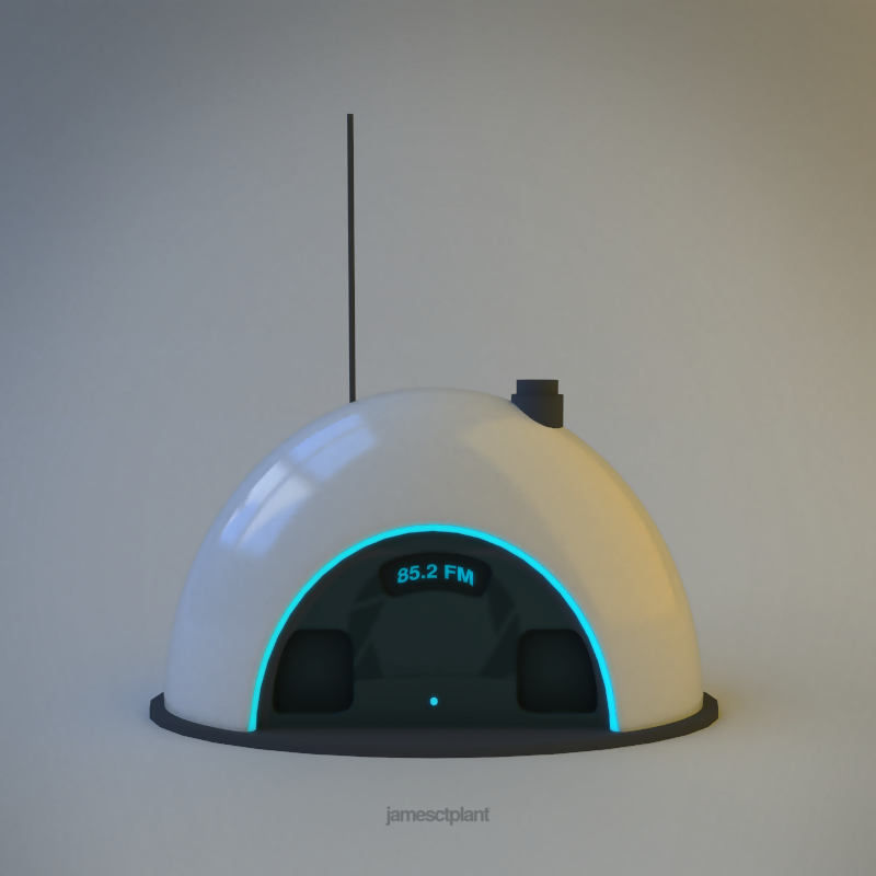 Portal Radio by Pixelgeezer on DeviantArt