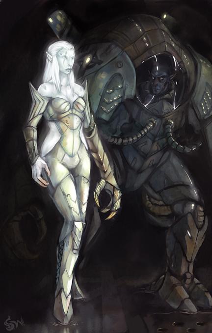 Future vampires by stevethebunny