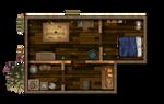 Medieval House(11x7)