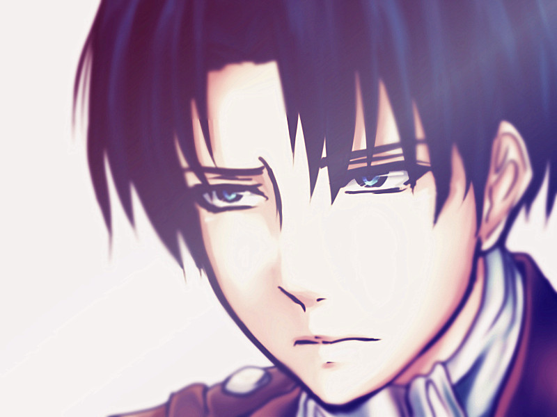 Levi Ackerman by Xogichan