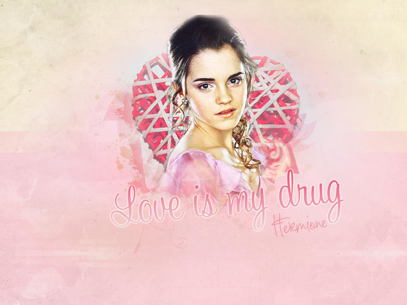 Love is my drug by Lennves