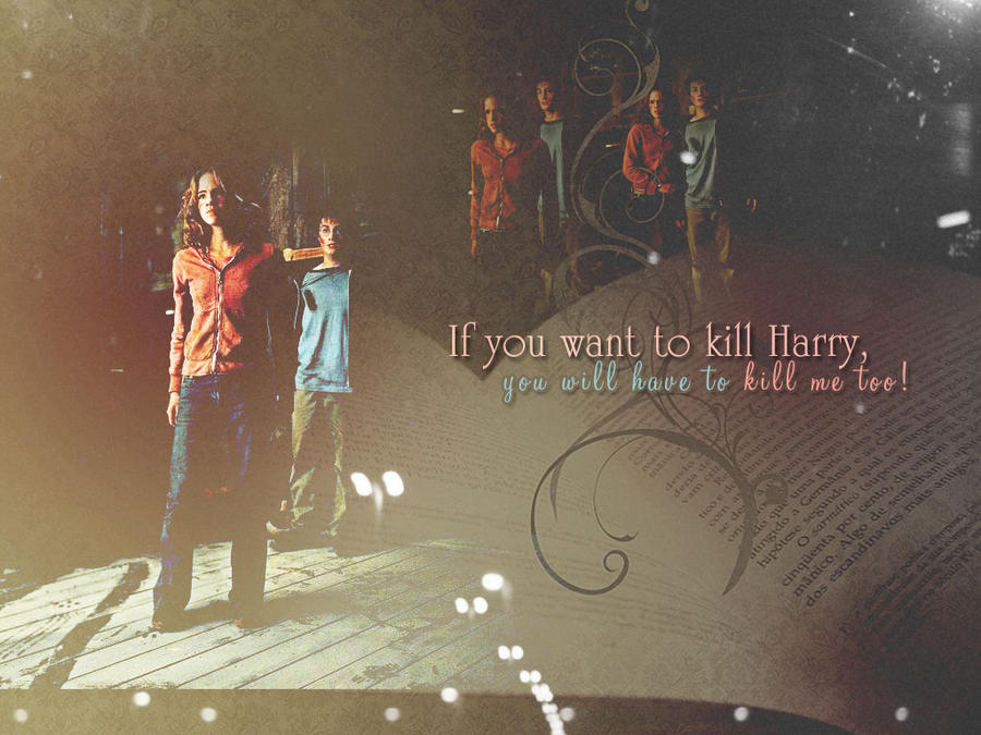 If you want to kill Harry by Lennves