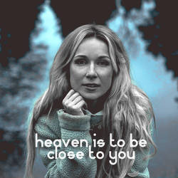 Heaven Is To Be Close To You - COVER