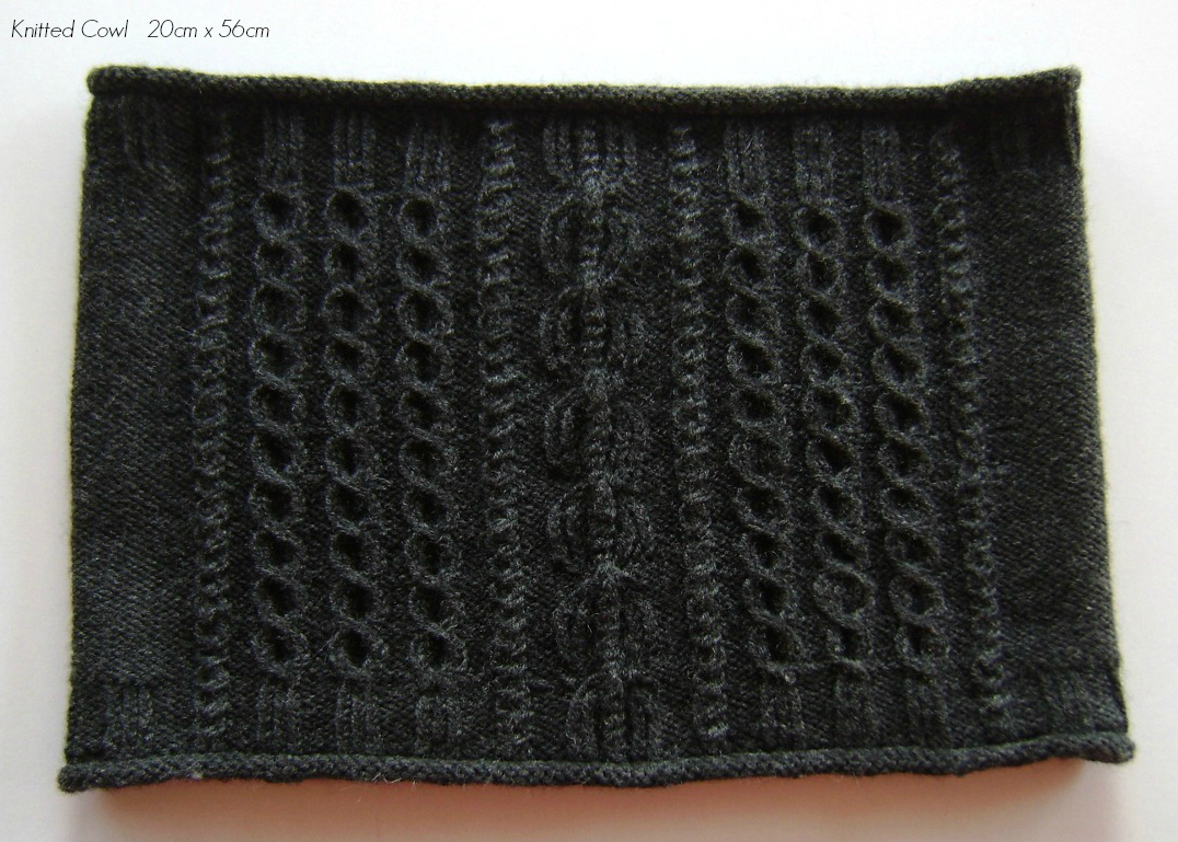 Ironbridge Cowl by moravid