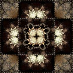 Sombre gardenia by moravid