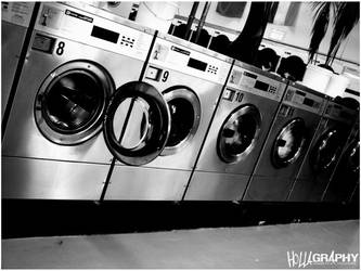 Laundry Mat. by Young-Holla301