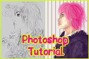Photoshop Tutorial by Niwlun