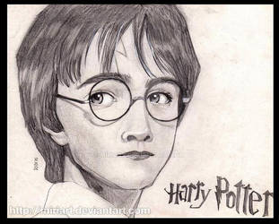 Harry Potter by MiriArt