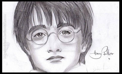 Mr. Potter by MiriArt