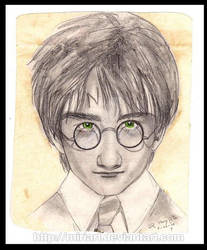 Potter by MiriArt