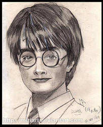 Harry 2 by MiriArt