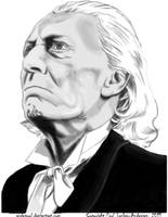 William Hartnell by andepoul