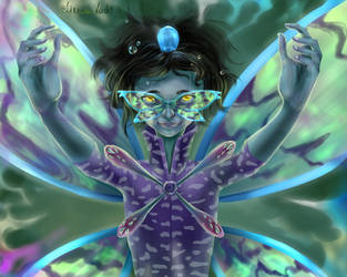 Mesmer (Subnautica) by like-a-wind