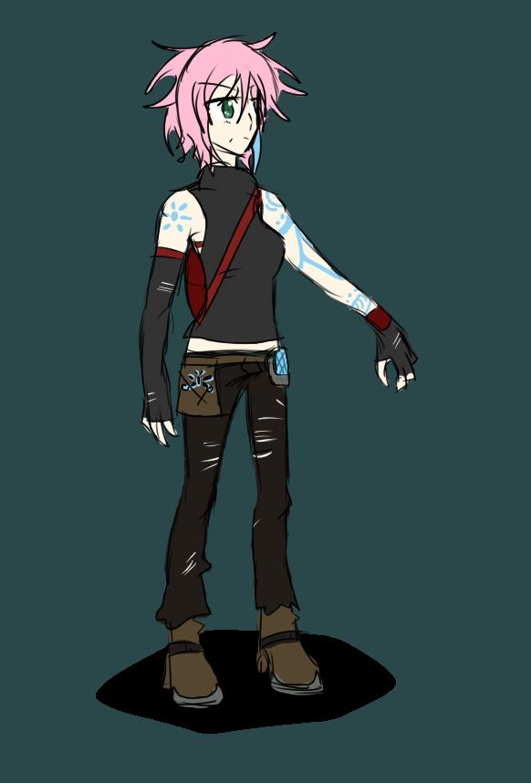 Trinity Desert Outfit 1 by Rika-Kyashi