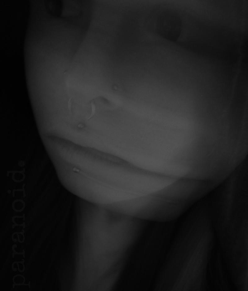 paranoid. by NinaVonMoria